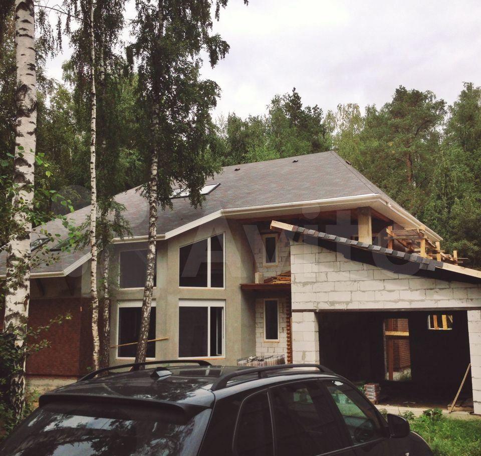 Продажа дома деревня Полушкино, Заповедная улица 27, цена 8200000 рублей, 2021 год объявление №639902 на megabaz.ru