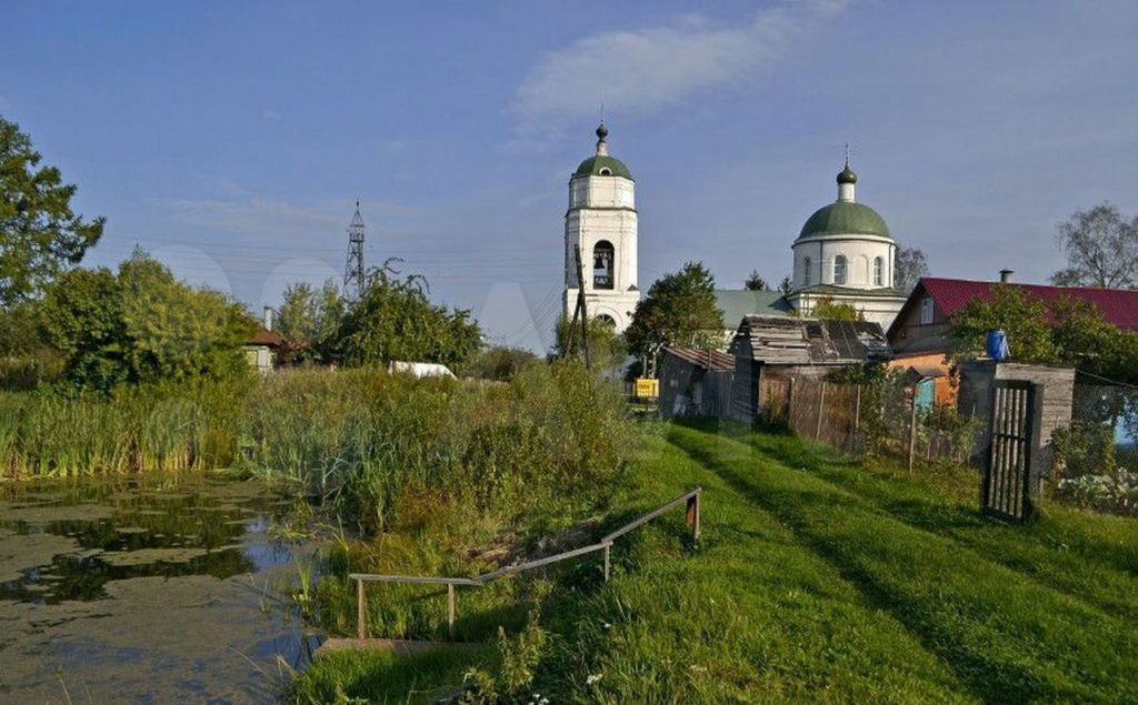 Продажа дома деревня Троице-Сельцо, цена 6250000 рублей, 2021 год объявление №588839 на megabaz.ru
