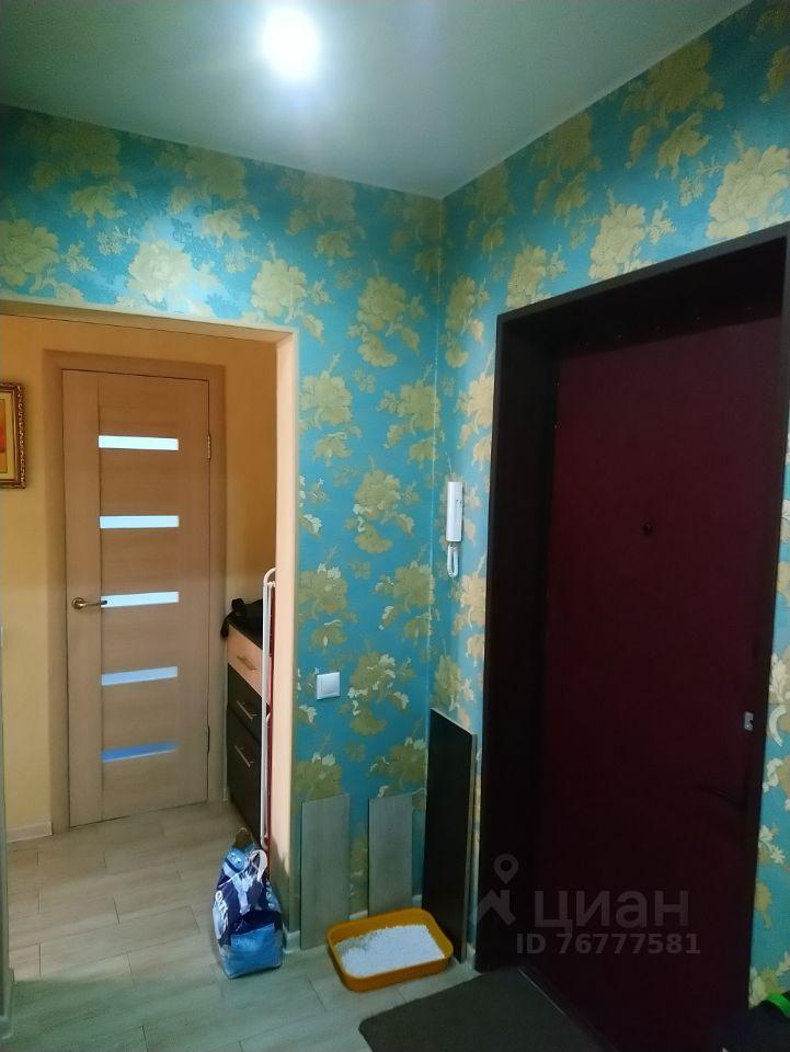 Продажа однокомнатной квартиры Фрязино, улица Горького 7, цена 5200000 рублей, 2021 год объявление №658546 на megabaz.ru