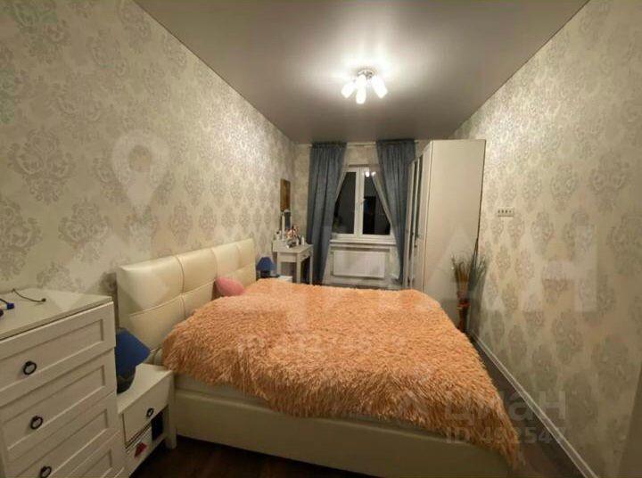 Продажа двухкомнатной квартиры деревня Голубое, Трёхсвятская улица 22, цена 6500000 рублей, 2021 год объявление №658503 на megabaz.ru