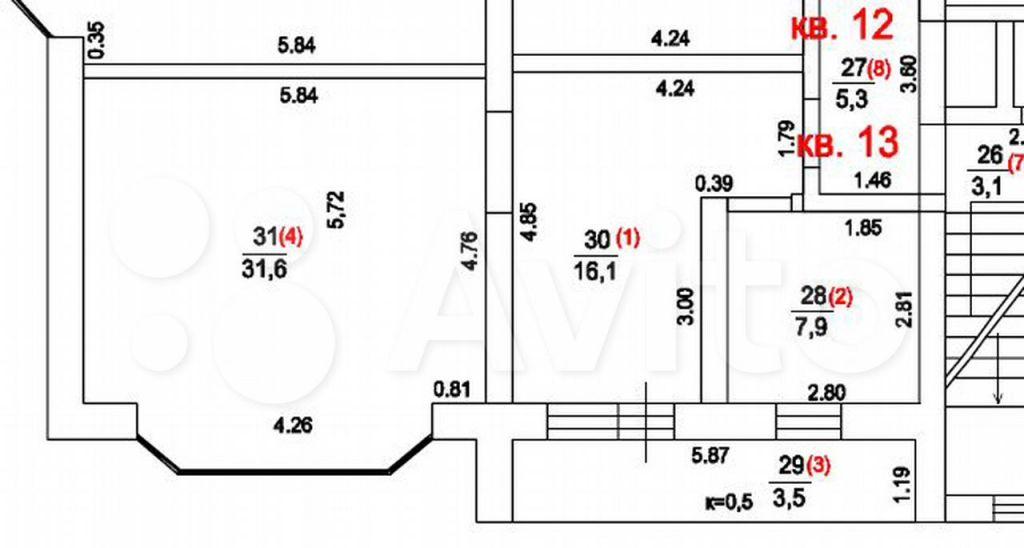 Продажа однокомнатной квартиры село Ромашково, метро Молодежная, Железнодорожная улица 38, цена 11230000 рублей, 2021 год объявление №680467 на megabaz.ru