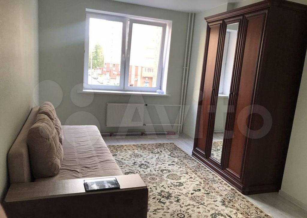 Аренда однокомнатной квартиры поселок Мебельной фабрики, Заречная улица 7, цена 25000 рублей, 2021 год объявление №1429786 на megabaz.ru