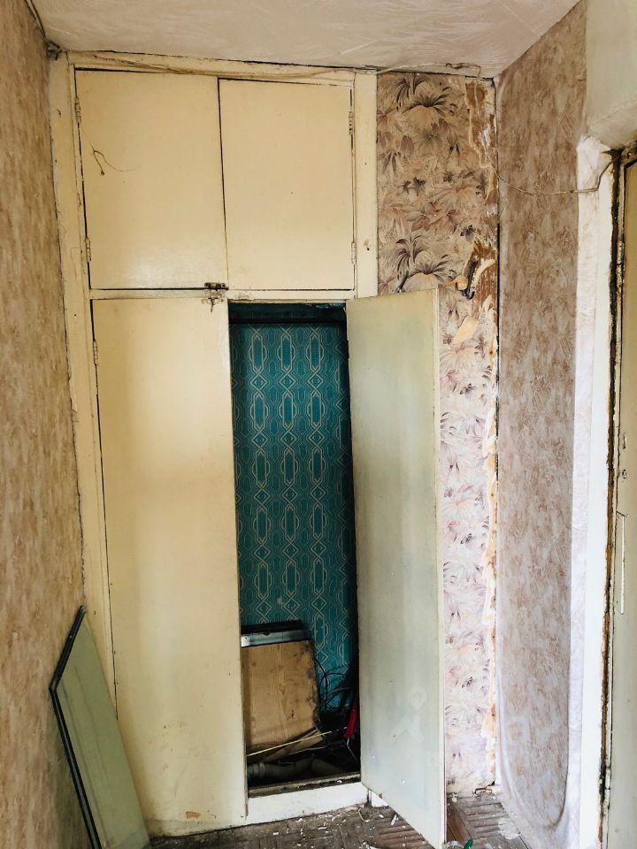 Продажа однокомнатной квартиры деревня Федорцово, цена 900000 рублей, 2021 год объявление №658502 на megabaz.ru