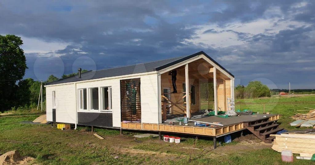 Продажа дома село Домодедово, цена 2300000 рублей, 2021 год объявление №658920 на megabaz.ru