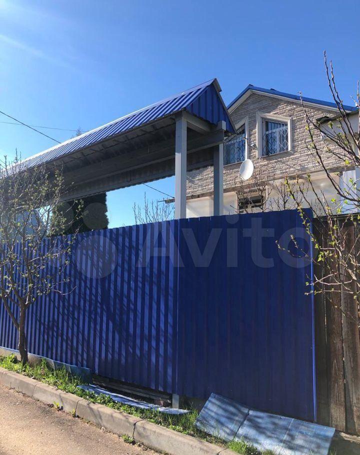 Продажа дома рабочий посёлок Тучково, цена 8500000 рублей, 2021 год объявление №658902 на megabaz.ru