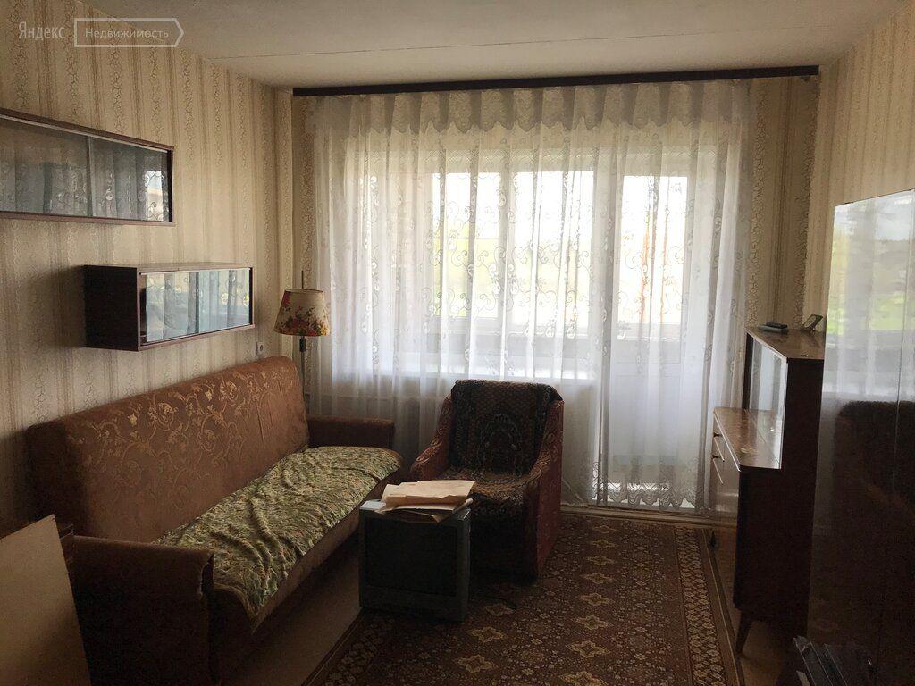 Продажа однокомнатной квартиры поселок Любучаны, Спортивная улица 6, цена 3000000 рублей, 2021 год объявление №658948 на megabaz.ru