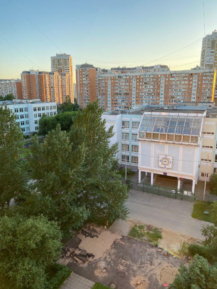 Продажа однокомнатной квартиры Москва, метро Братиславская, Белореченская улица 38к1, цена 9999990 рублей, 2021 год объявление №658870 на megabaz.ru