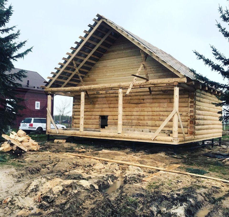 Продажа дома деревня Большое Петровское, цена 2470000 рублей, 2021 год объявление №639927 на megabaz.ru