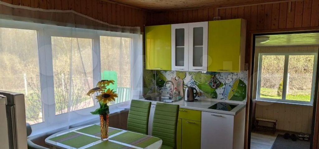Продажа дома СНТ Солнечное, цена 1150000 рублей, 2021 год объявление №685531 на megabaz.ru