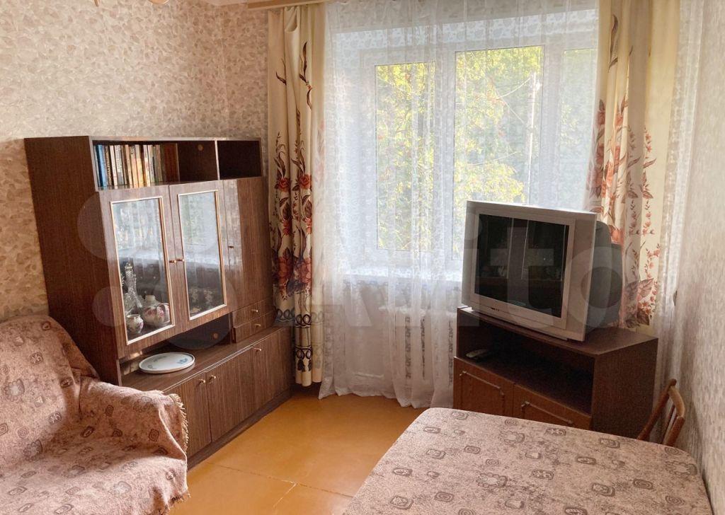 Аренда трёхкомнатной квартиры Воскресенск, 1-й Школьный переулок 6А, цена 20000 рублей, 2021 год объявление №1430255 на megabaz.ru