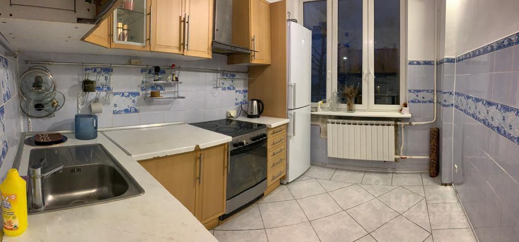 Продажа трёхкомнатной квартиры рабочий посёлок Нахабино, Новая улица 1, цена 8900000 рублей, 2021 год объявление №659046 на megabaz.ru