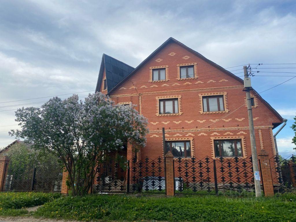 Продажа дома Дедовск, 2-я Волоколамская улица 14, цена 24000000 рублей, 2021 год объявление №655762 на megabaz.ru