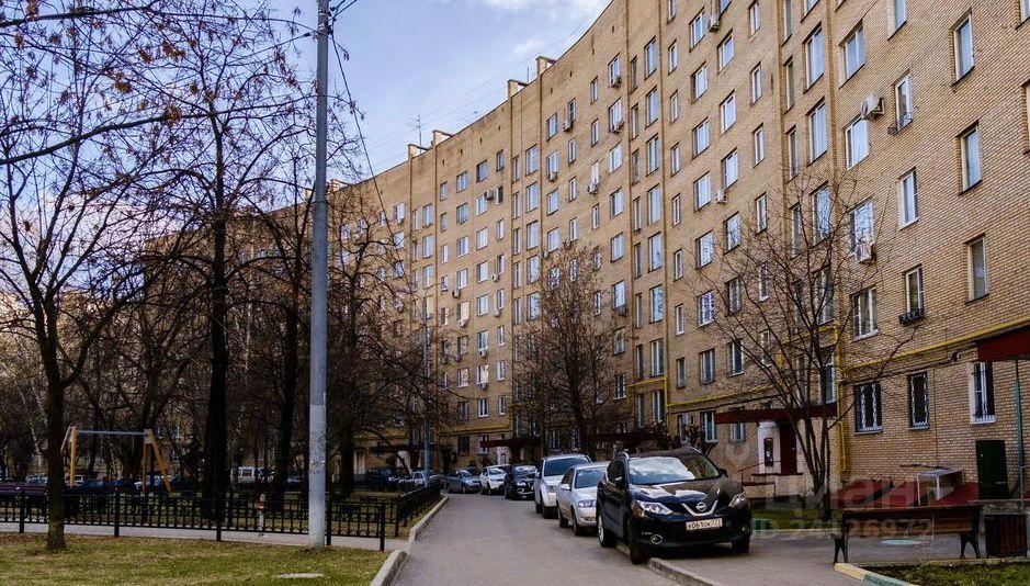 Продажа трёхкомнатной квартиры Москва, метро Киевская, 1-й Вражский переулок 4, цена 31500000 рублей, 2021 год объявление №661007 на megabaz.ru