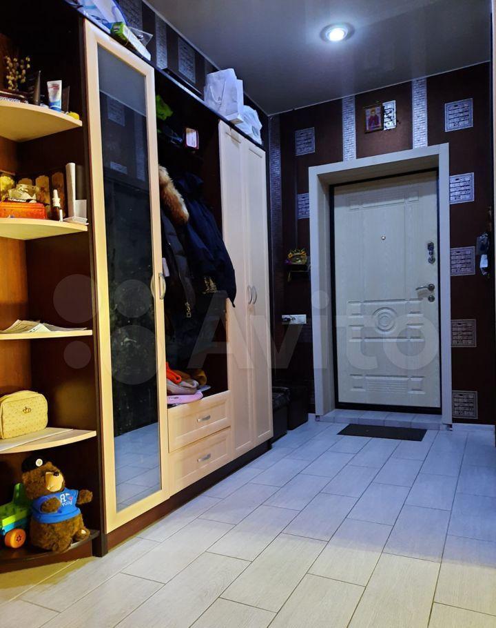Продажа двухкомнатной квартиры деревня Лобаново, Новая улица 15, цена 9500000 рублей, 2021 год объявление №661554 на megabaz.ru