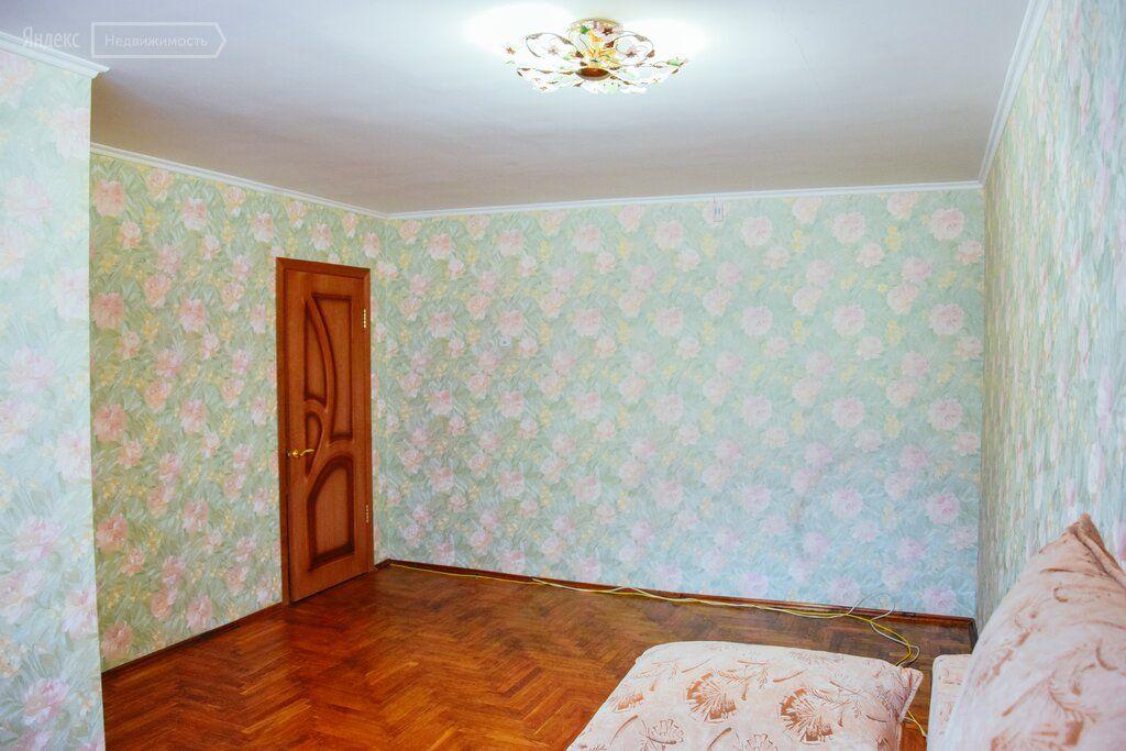 Продажа однокомнатной квартиры поселок Биокомбината, метро Щелковская, цена 2890000 рублей, 2021 год объявление №659305 на megabaz.ru