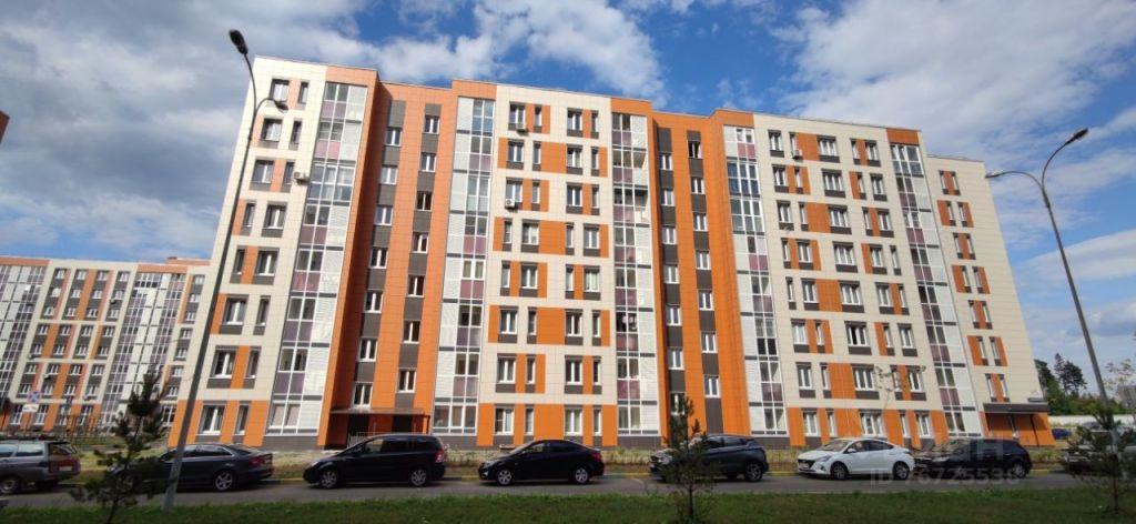 Продажа двухкомнатной квартиры рабочий посёлок Нахабино, Вторая Космическая улица 1, цена 8000000 рублей, 2021 год объявление №659322 на megabaz.ru