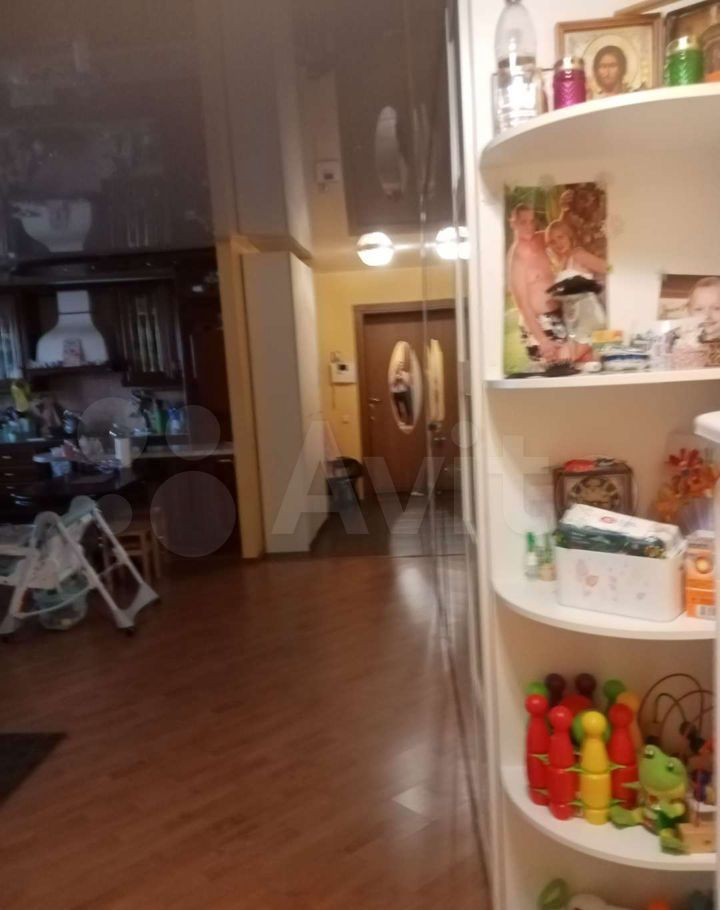 Продажа трёхкомнатной квартиры рабочий посёлок Нахабино, Красноармейская улица 52Б, цена 12200000 рублей, 2021 год объявление №709542 на megabaz.ru
