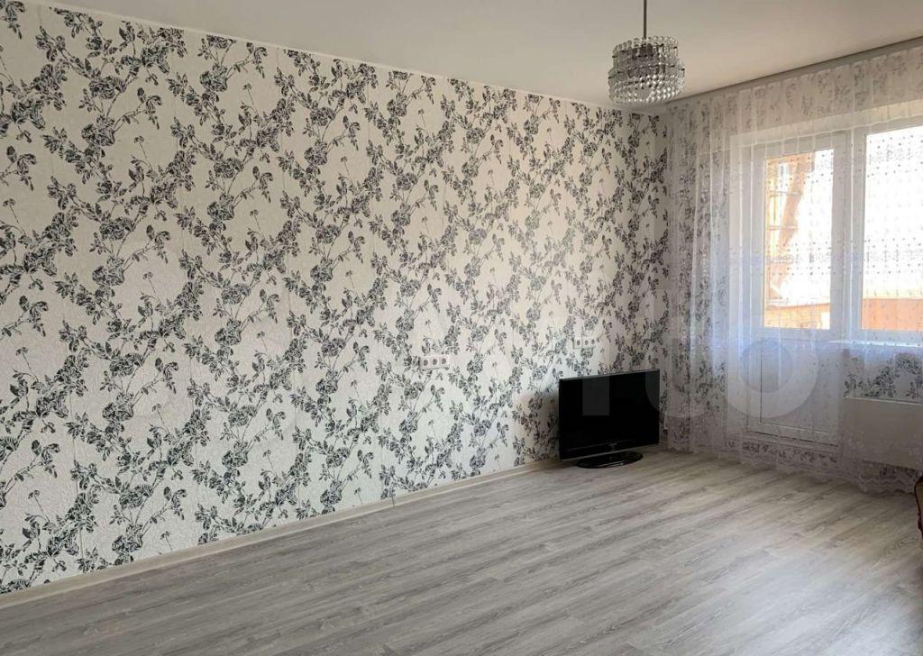 Продажа однокомнатной квартиры село Домодедово, Высотная улица 3, цена 5200000 рублей, 2021 год объявление №659330 на megabaz.ru