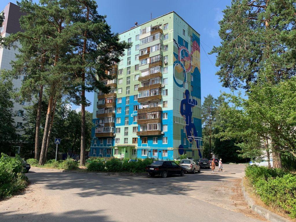 Продажа однокомнатной квартиры Протвино, улица Победы 2Б, цена 1700000 рублей, 2021 год объявление №659321 на megabaz.ru