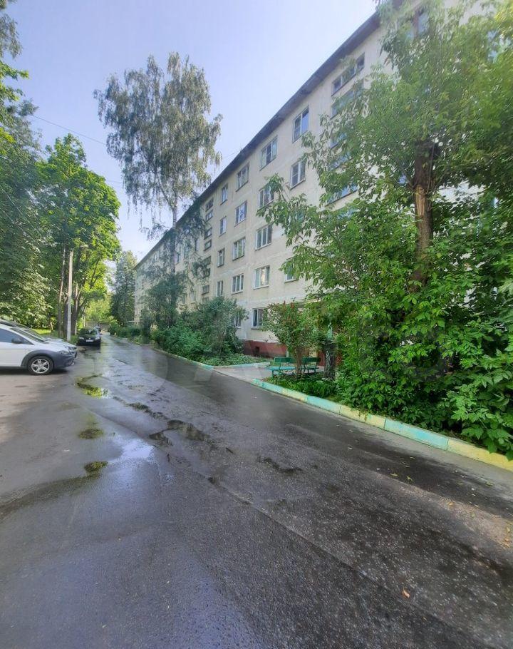 Продажа двухкомнатной квартиры Истра, улица Босова 6, цена 4950000 рублей, 2021 год объявление №659232 на megabaz.ru