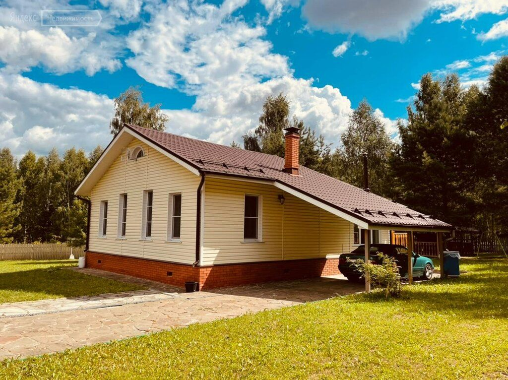 Продажа дома деревня Горки, Новая улица 8, цена 7500037 рублей, 2021 год объявление №659645 на megabaz.ru