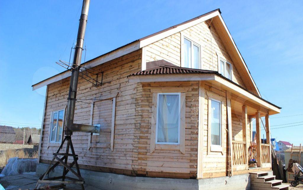 Продажа дома посёлок Дубовая Роща, цена 6000000 рублей, 2021 год объявление №575352 на megabaz.ru