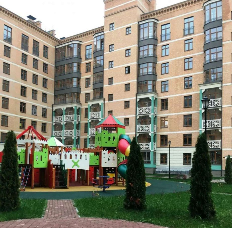 Продажа однокомнатной квартиры деревня Сабурово, цена 4300000 рублей, 2021 год объявление №693517 на megabaz.ru
