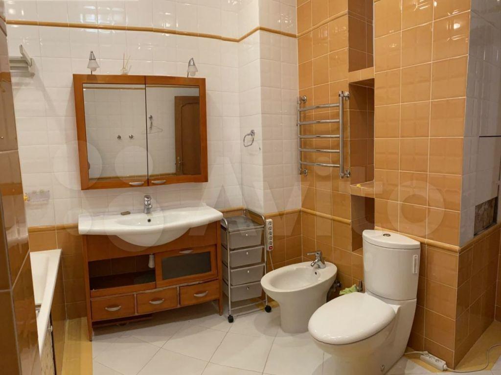 Аренда пятикомнатной квартиры Москва, улица Бажова 24к2, цена 140000 рублей, 2021 год объявление №1471987 на megabaz.ru