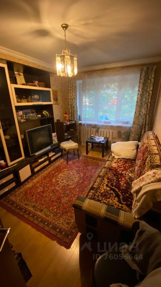 Продажа двухкомнатной квартиры Голицыно, проспект Керамиков 94, цена 5500000 рублей, 2021 год объявление №659623 на megabaz.ru