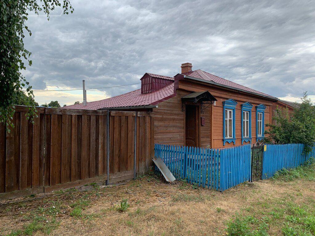 Продажа дома Зарайск, Кремлёвский спуск 3, цена 4200000 рублей, 2021 год объявление №660848 на megabaz.ru