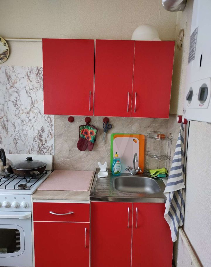 Продажа двухкомнатной квартиры Апрелевка, улица Пойденко 16, цена 5850000 рублей, 2021 год объявление №659598 на megabaz.ru