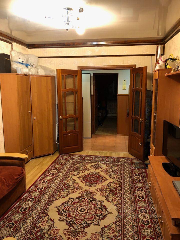 Продажа трёхкомнатной квартиры поселок Фруктовая, Вишнёвая улица 19, цена 2800000 рублей, 2021 год объявление №612465 на megabaz.ru