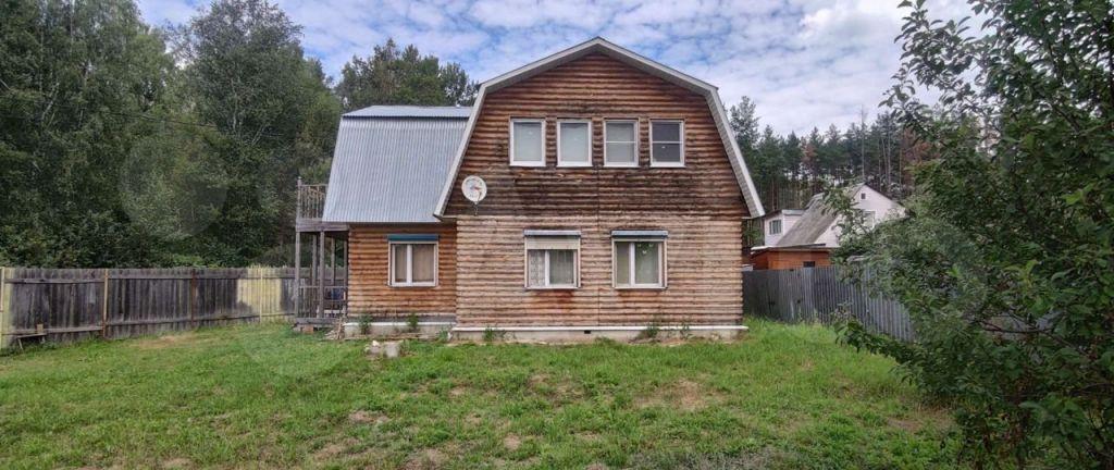 Продажа дома село Нижнее Хорошово, цена 3000000 рублей, 2021 год объявление №659712 на megabaz.ru
