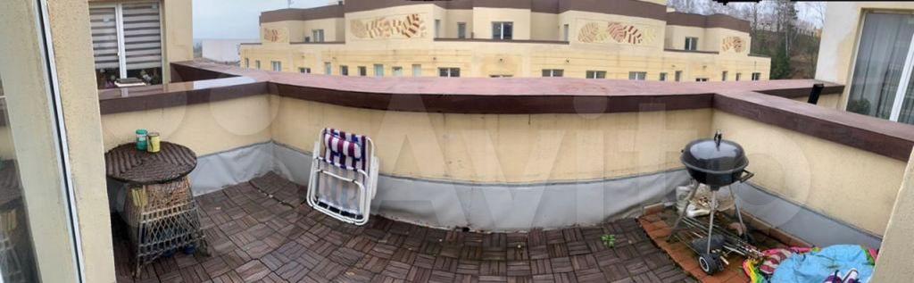Продажа двухкомнатной квартиры рабочий посёлок Тучково, Комсомольская улица 14к5, цена 5500000 рублей, 2021 год объявление №659618 на megabaz.ru