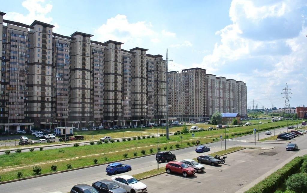 Аренда однокомнатной квартиры поселок ВНИИССОК, Бородинская улица 1, цена 30000 рублей, 2021 год объявление №1431000 на megabaz.ru