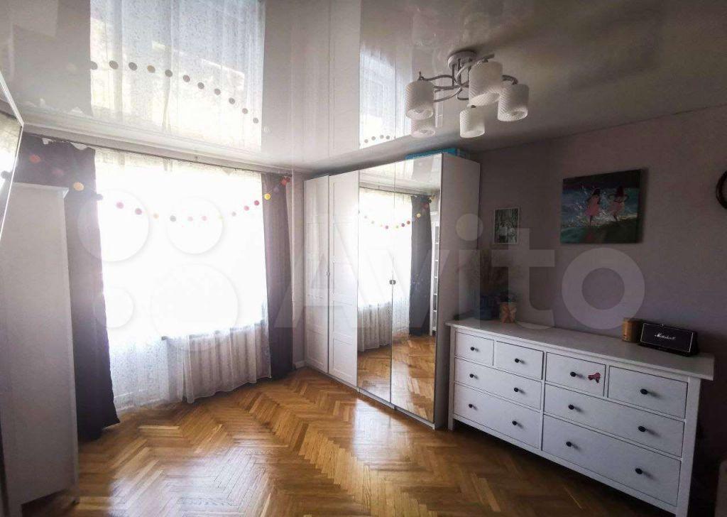 Продажа однокомнатной квартиры Москва, метро ВДНХ, Ярославская улица 9, цена 11250000 рублей, 2021 год объявление №659661 на megabaz.ru