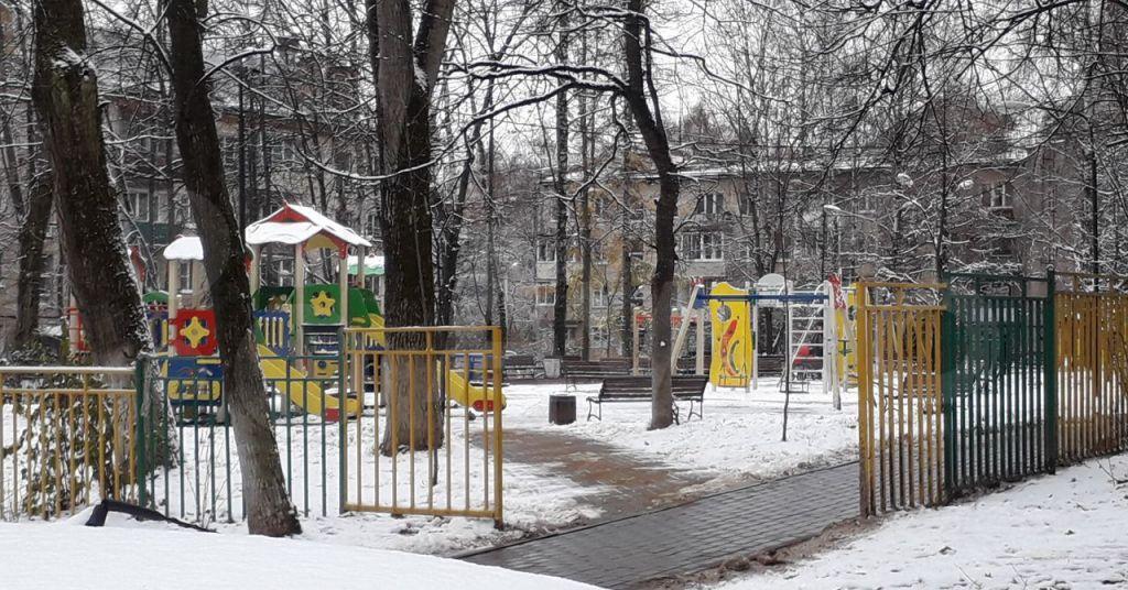 Продажа трёхкомнатной квартиры поселок Мечниково, цена 7500000 рублей, 2021 год объявление №563990 на megabaz.ru
