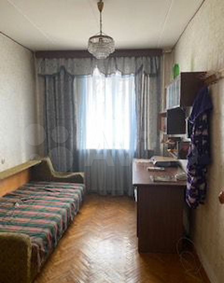 Продажа трёхкомнатной квартиры Одинцово, Вокзальная улица 11, цена 8300000 рублей, 2021 год объявление №660078 на megabaz.ru