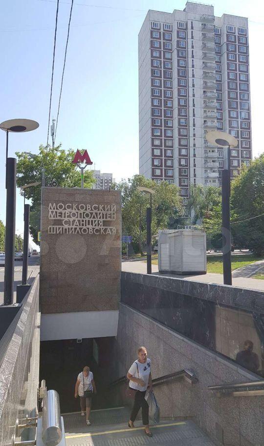 Аренда однокомнатной квартиры Москва, метро Шипиловская, улица Мусы Джалиля 32к1, цена 27000 рублей, 2021 год объявление №1431280 на megabaz.ru