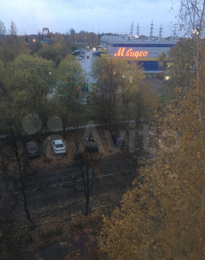 Аренда однокомнатной квартиры Воскресенск, Западная улица 1, цена 11000 рублей, 2021 год объявление №1432363 на megabaz.ru