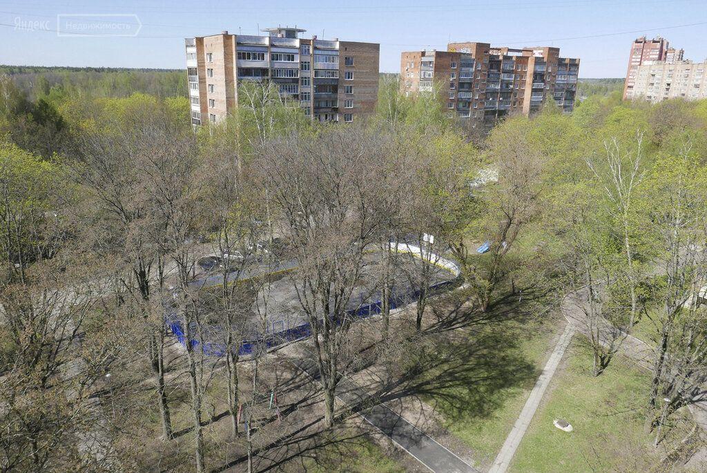 Продажа двухкомнатной квартиры Черноголовка, Центральная улица 10А, цена 5200000 рублей, 2021 год объявление №668628 на megabaz.ru