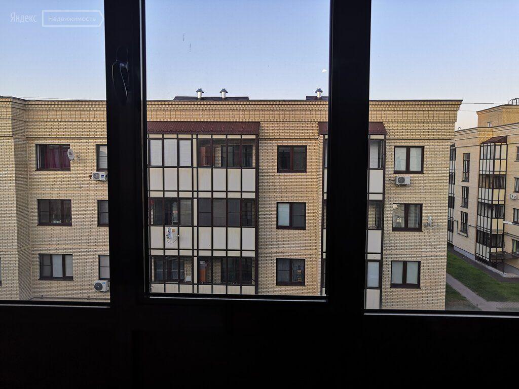 Аренда однокомнатной квартиры деревня Исаково, Рябиновая улица 10, цена 23000 рублей, 2021 год объявление №1431320 на megabaz.ru
