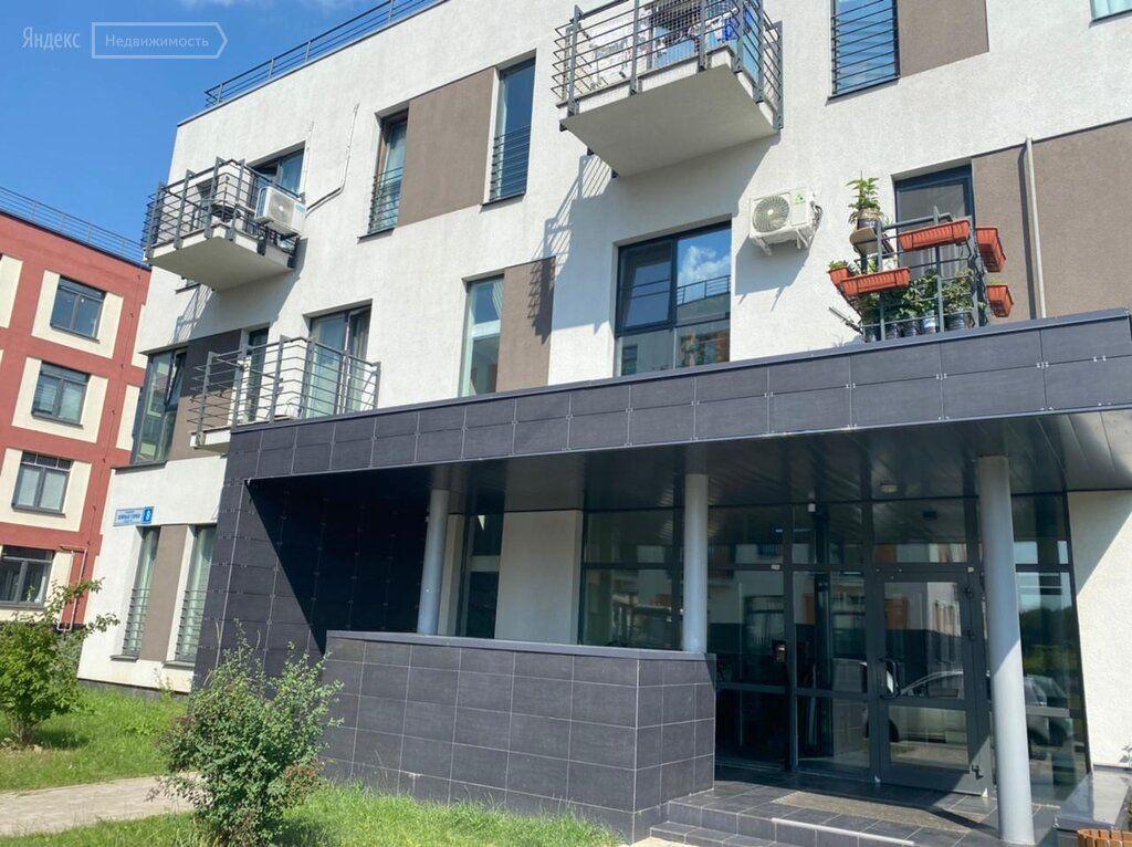 Продажа однокомнатной квартиры поселок Мещерино, метро Домодедовская, цена 7300000 рублей, 2021 год объявление №660066 на megabaz.ru