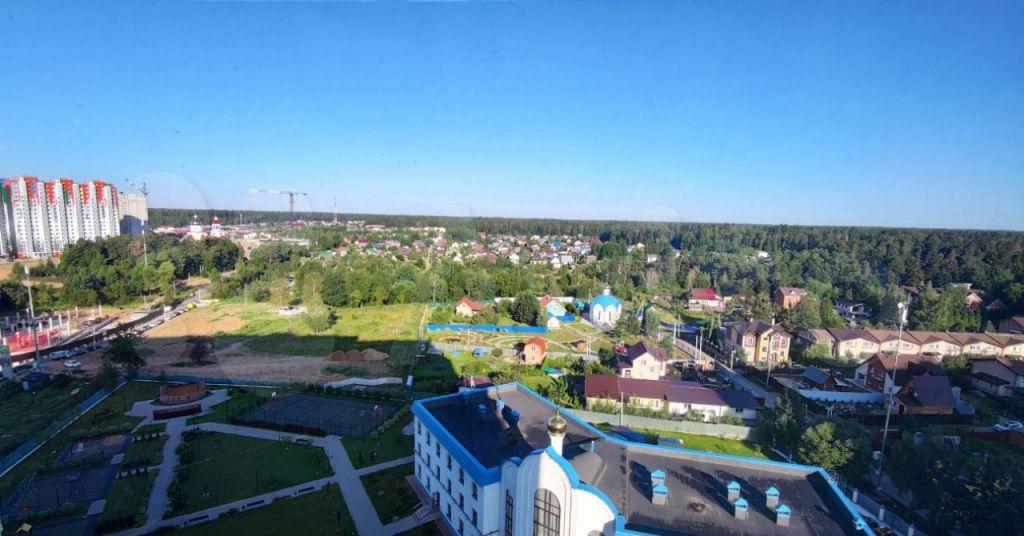 Продажа однокомнатной квартиры деревня Голубое, Тверецкий проезд 16к3, цена 6500000 рублей, 2021 год объявление №660002 на megabaz.ru