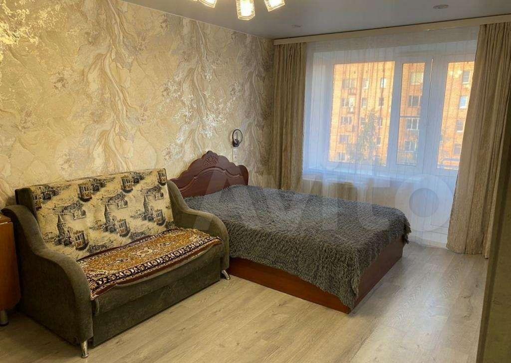 Аренда однокомнатной квартиры Орехово-Зуево, улица Ленина 92, цена 17000 рублей, 2021 год объявление №1431338 на megabaz.ru