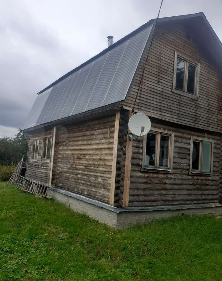 Продажа дома деревня Красное, цена 1700000 рублей, 2021 год объявление №689276 на megabaz.ru