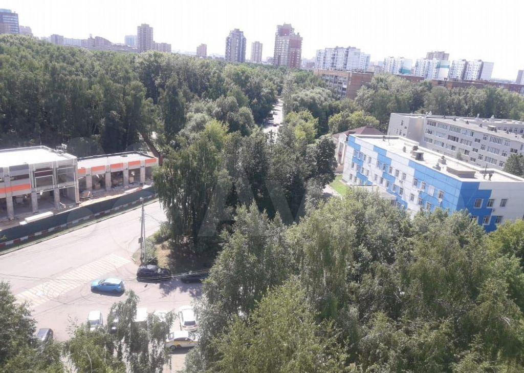 Продажа трёхкомнатной квартиры Химки, метро Планерная, Парковая улица 12, цена 9500000 рублей, 2021 год объявление №659959 на megabaz.ru