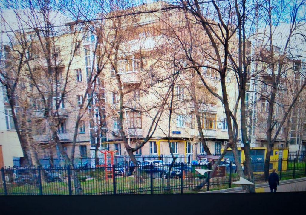 Продажа комнаты Москва, метро Крестьянская застава, Воронцовская улица 25с3, цена 10700000 рублей, 2021 год объявление №660097 на megabaz.ru