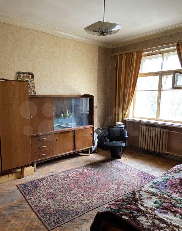 Продажа трёхкомнатной квартиры Солнечногорск, улица Военный Городок 18, цена 4900000 рублей, 2021 год объявление №660080 на megabaz.ru