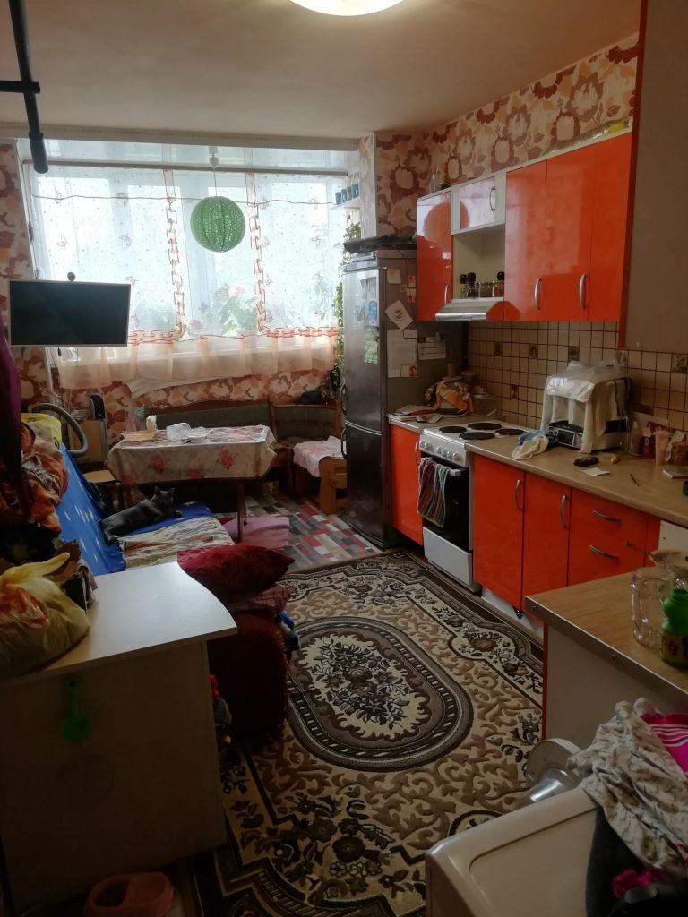 Продажа однокомнатной квартиры Москва, улица Льва Толстого 22, цена 3600000 рублей, 2020 год объявление №441797 на megabaz.ru